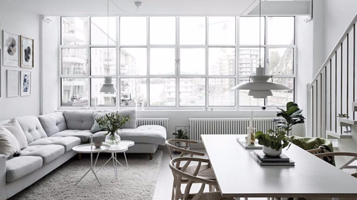 29 Living Room Design Ideas With Photos: 15 Modern Scandinavian Living Room Ideas