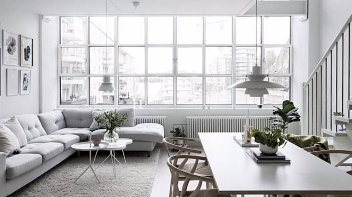 15 Modern Scandinavian Living Room Ideas
