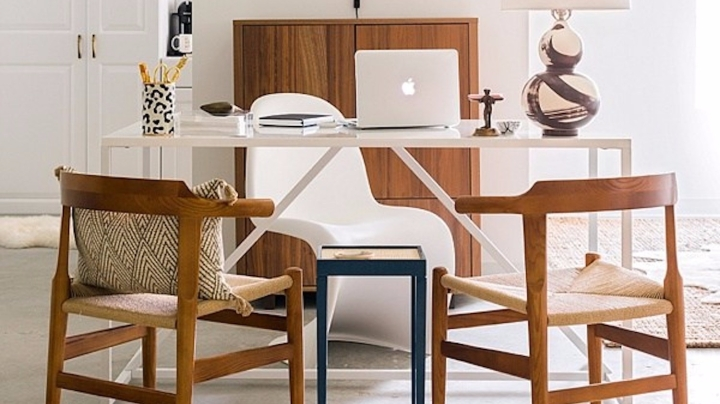 The 12 Modern Scandinavian Home Office / Workspace Design Ideas
