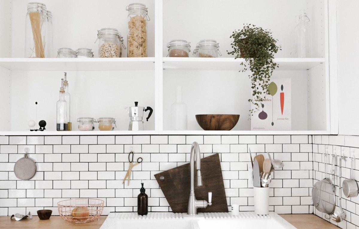 25+ Scandinavian Kitchen BacksplashIdeas